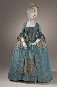 Embellished Rococo Gown