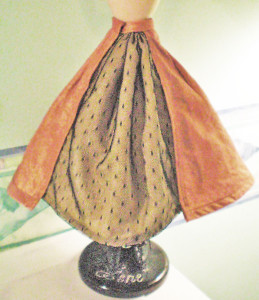 Skirt Inset