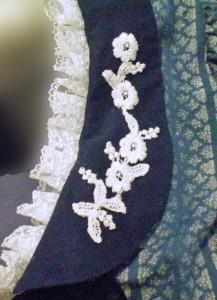 Floral Lace Appliques
