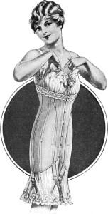 1917 Corset