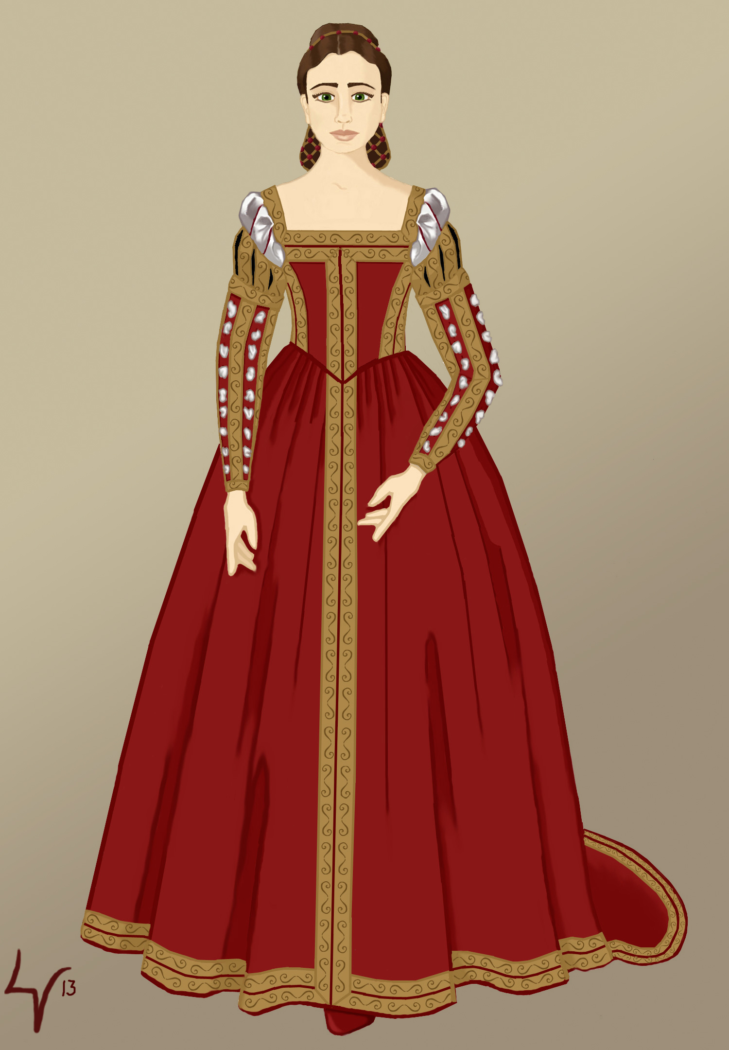 Replicating A Costume Part I Yesterday S Thimble