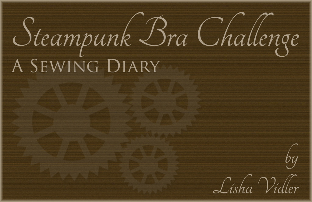 Steampunk Bra Challenge