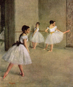 Degas, 1872