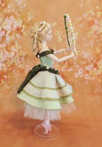 Il Muto Ballet Costume